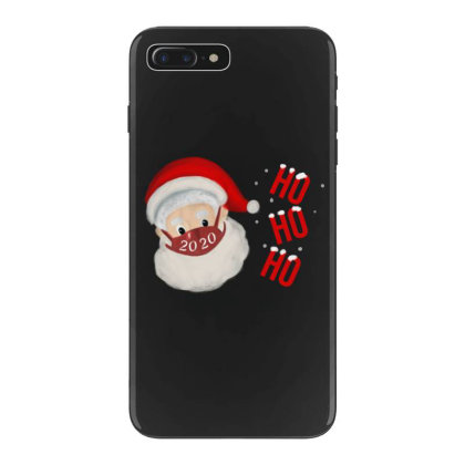 2020 Santa With Mask Iphone 7 Plus Case Designed By Akin