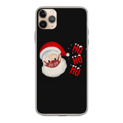 2020 Santa With Mask Iphone 11 Pro Max Case Designed By Akin