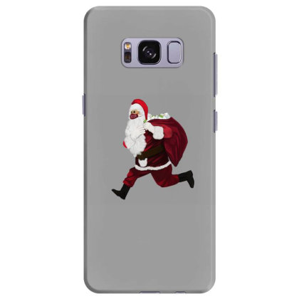 Santa Brings Disinfectant Samsung Galaxy S8 Plus Case Designed By Akin