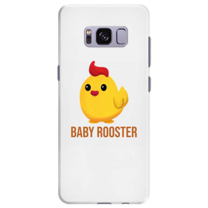 Baby Rooster Samsung Galaxy S8 Plus Case Designed By Akin