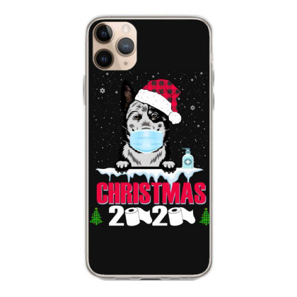 Christmas 2020 Australian Cattle Dog Face Mask Funny Dog Lover Xmas Iphone 11 Pro Max Case Designed By Love Shiga