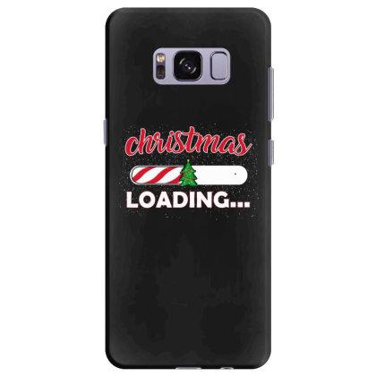 Christmas Loading Samsung Galaxy S8 Plus Case Designed By Ashlıcar