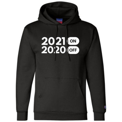 2021 On Champion Hoodie Designed By Fahmifutri