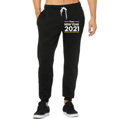 Happy New Year 2021 Unisex Jogger Designed By Fahmifutri