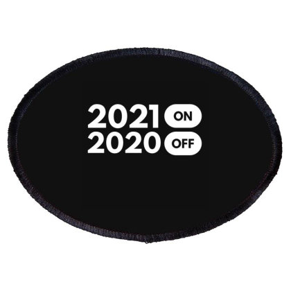 2021 On Oval Patch Designed By Fahmifutri
