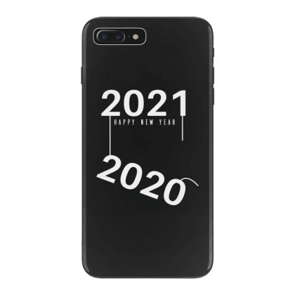 2021 Happy New Year Iphone 7 Plus Case Designed By Fahmifutri