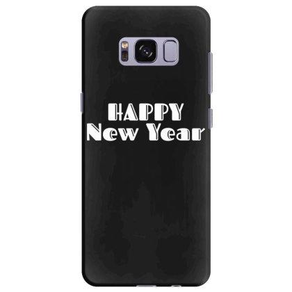 Happy New Year Samsung Galaxy S8 Plus Case Designed By Fahmifutri
