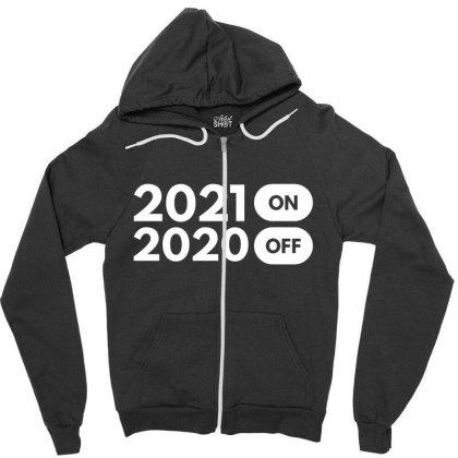 2021 On Zipper Hoodie Designed By Fahmifutri
