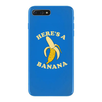 Funny Banana Iphone 7 Plus Case Designed By Blackstone