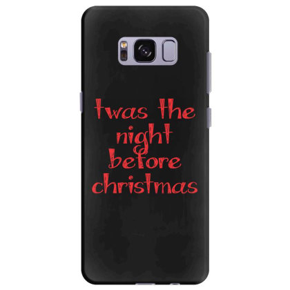 Twas The Night Before Christmas Samsung Galaxy S8 Plus Case Designed By Estore