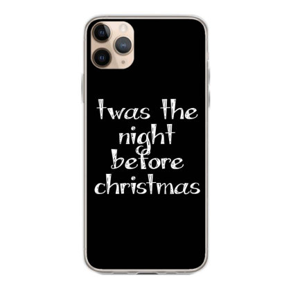 Twas The Night Before Christmas Iphone 11 Pro Max Case Designed By Estore