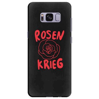 Rosenkrieg Samsung Galaxy S8 Plus Case Designed By Blackstone