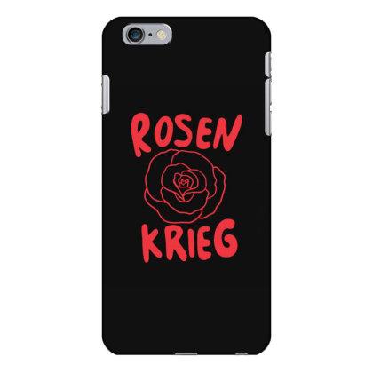Rosenkrieg Iphone 6 Plus/6s Plus Case Designed By Blackstone
