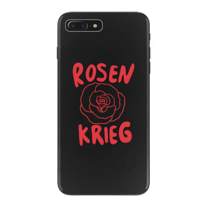 Rosenkrieg Iphone 7 Plus Case Designed By Blackstone