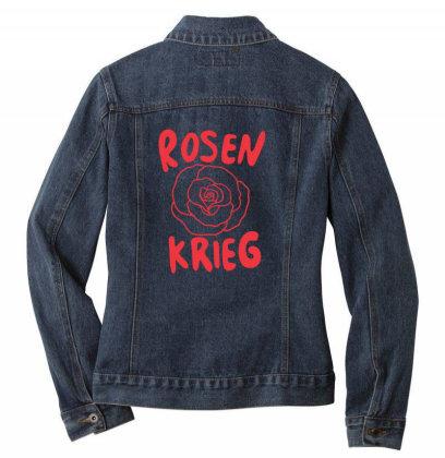 Rosenkrieg Ladies Denim Jacket Designed By Blackstone
