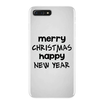Merry Christmas, Happy New Year, Have A Holly Jolly Iphone 7 Plus Case Designed By Estore