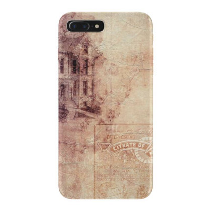 Vintage Core Iphone 7 Plus Case Designed By Shivp