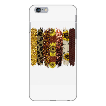 Fall Glitter Brush Strokes Iphone 6 Plus/6s Plus Case Designed By Bettercallsaul
