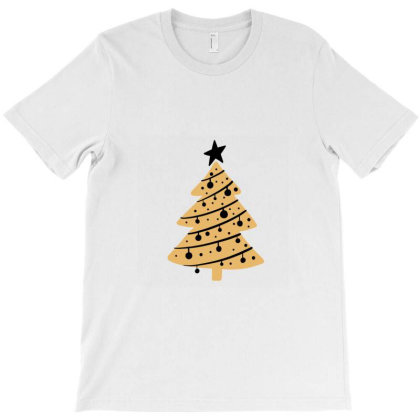 Christmas Tree 3 T-shirt Designed By Danz Blackbirdz