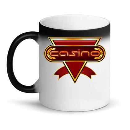 Casino Gold Magic Mug Designed By Dhiart