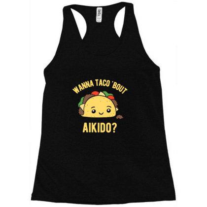 Aikido Taco Racerback Tank Designed By Blackstone