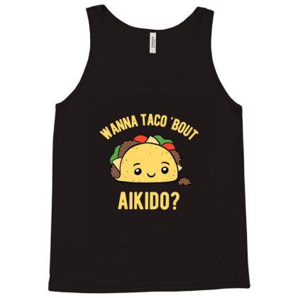 Aikido Taco Tank Top Designed By Blackstone