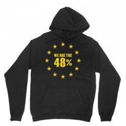We Are The 48% Unisex Hoodie | Artistshot