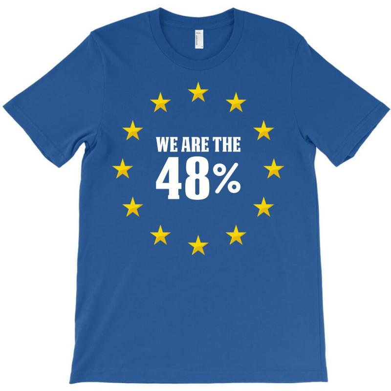 We Are The 48%  Eu Stars T-shirt | Artistshot