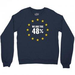 We Are The 48%  eu stars Crewneck Sweatshirt | Artistshot