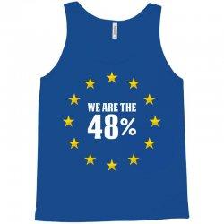 We Are The 48%  eu stars Tank Top | Artistshot
