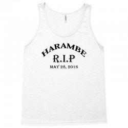 harambe rip may 28 2016 Tank Top | Artistshot