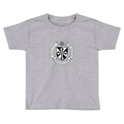 Church Laudare Logo Toddler T-shirt Designed By Amsa