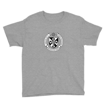 Church Laudare Logo Youth Tee Designed By Amsa