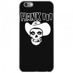 hank iii iPhone 6/6s Case | Artistshot