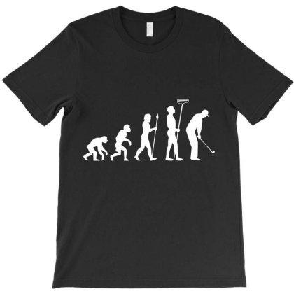 Market Trendz Evolution Of Man T Shirts T-shirt Designed By Welcome12