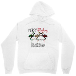 Merry Flocking Christmas Unisex Hoodie Designed By Bettercallsaul