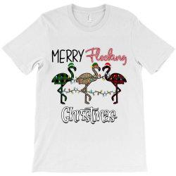 Merry Flocking Christmas T-shirt Designed By Bettercallsaul