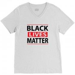 Black Lives Mastter V-Neck Tee | Artistshot