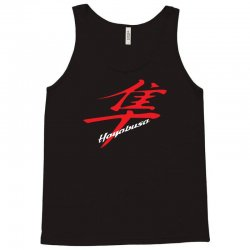 hayabusa kanji logo Tank Top | Artistshot