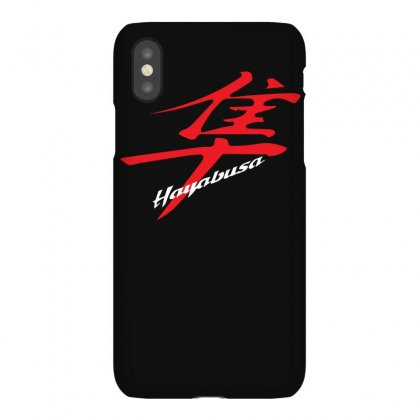 Hayabusa Kanji Logo Iphonex Case Designed By Henz Art