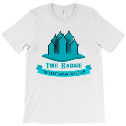 Grian Barge T-shirt Designed By Jameszestrada