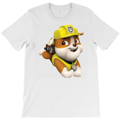 Paw Patrol T-shirt Designed By Jameszestrada