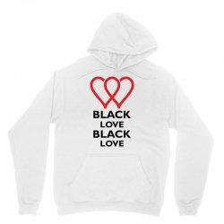 Black Love Unisex Hoodie   Artistshot