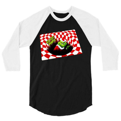 Illusion  Christmas Gift Xmas Holiday 2020 3/4 Sleeve Shirt Designed By Romeo And Juliet