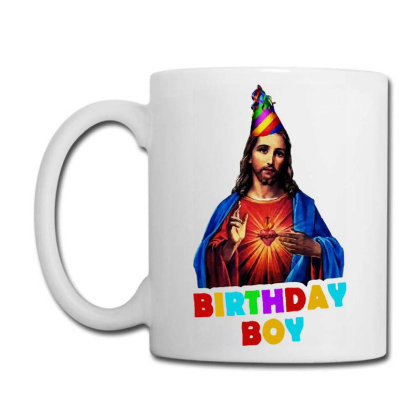 Birthday Boy Jesus Merry Christmas Coffee Mug