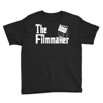 The Filmmaker Youth Tee Designed By Fahmifutri