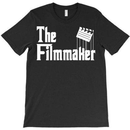 The Filmmaker T-shirt Designed By Fahmifutri