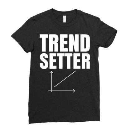 Trend Setter Ladies Fitted T-shirt Designed By Fahmifutri