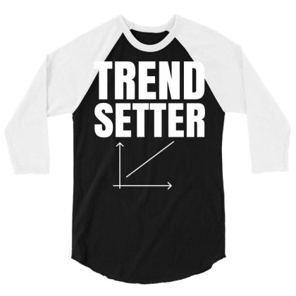 Trend Setter 3/4 Sleeve Shirt Designed By Fahmifutri