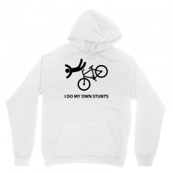 I Do My Own Stunts Unisex Hoodie | Artistshot